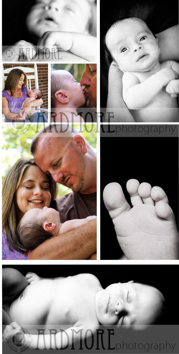 Ardmore Photography Newborn N